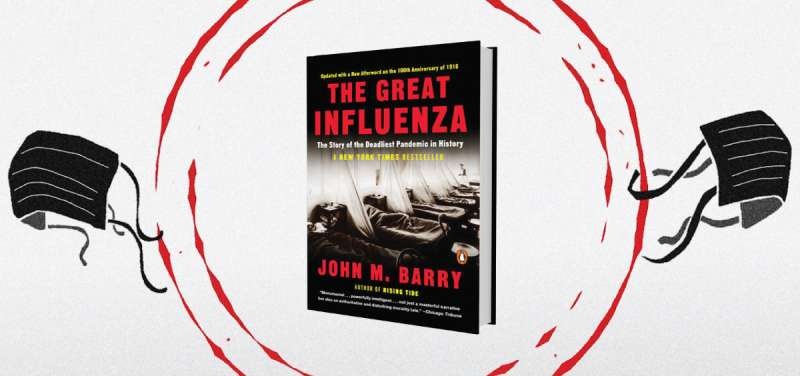 20200526-《大流感:最致命瘟疫的史詩》(The Great Influenza)。(圖/取自GateNotes)