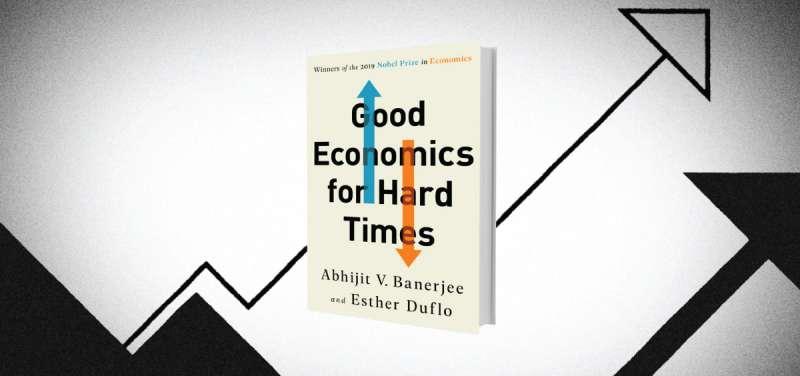 20200526-《困難時期的好經濟學》(Good Economics for Hard Times)。(圖/取自GateNotes)
