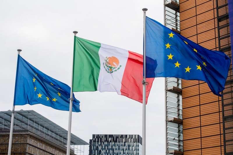 對於中國在疫情中見縫插針,歐盟並不想撕破臉。(翻攝自European Commission Twitter)