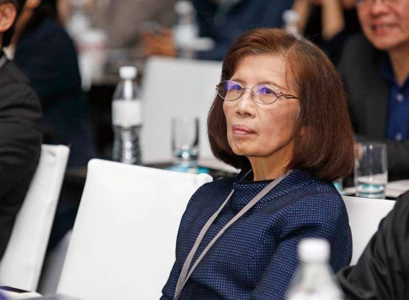 大同營運每況愈下,董事長林郭文艷難辭其咎,股東不滿18年沒發股利。(郭晉瑋攝)