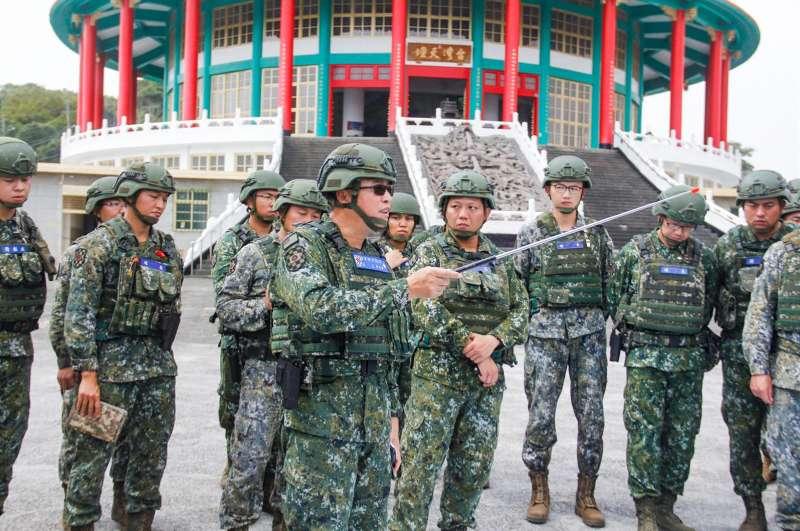 20200531-國軍明(1)日將有一批新任主官就位,其中之一為陸軍機步333旅旅長林志穎少將將接任機步269旅旅長一職。(取自青年日報社)