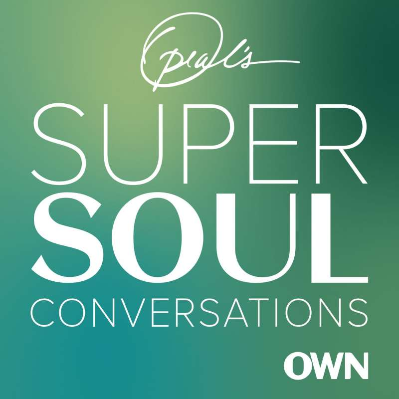 Oprah's SuperSoul Conversations(圖/方格子提供)