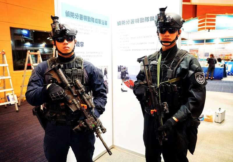 20200608-海巡署特勤隊肩負我國執行海洋執法、反恐重任。(海洋委員會提供)