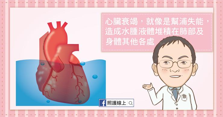 心臟衰竭-03(圖/照護線上)