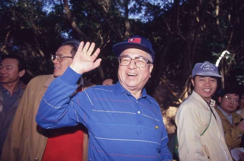 1990年5月李登輝獲選為第8屆總統,政壇人士認為,李登輝「不敢」提名林洋港擔任閣揆,是因擔心假以時日林的魅力會大過自己。(新新聞資料照)