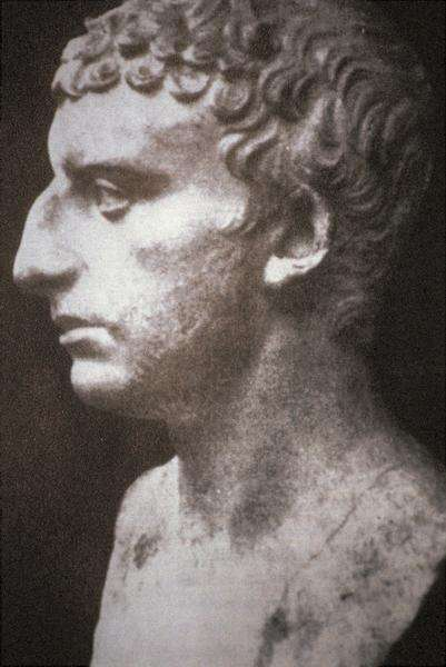 約瑟夫(Flavius Josephus, A.D. 37–100)。(圖/維基百科公有領域)