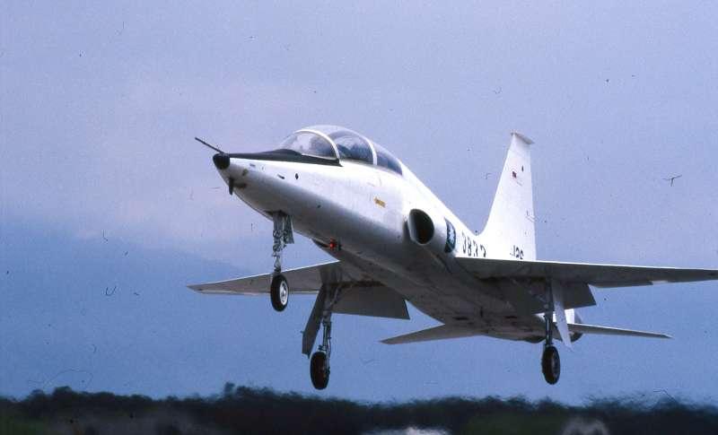 《新華社》宣布解放軍將進行導彈試射與軍事演習後,我空軍馬上加強戰備。(新新聞資料照)