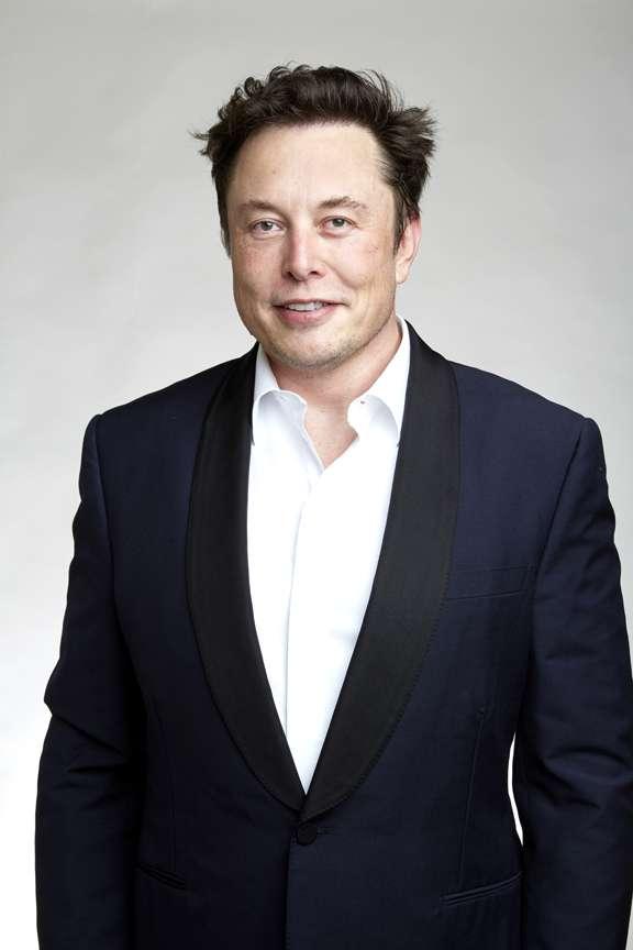 圖一、特斯拉執行長伊隆.馬斯克(Elon Musk)。(圖/取自維基百科)