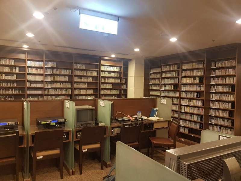20200619-國家兩廳院表演藝術圖書館日前閉館,將進行為期6個月的空間及設備改裝工程。(兩廳院提供)