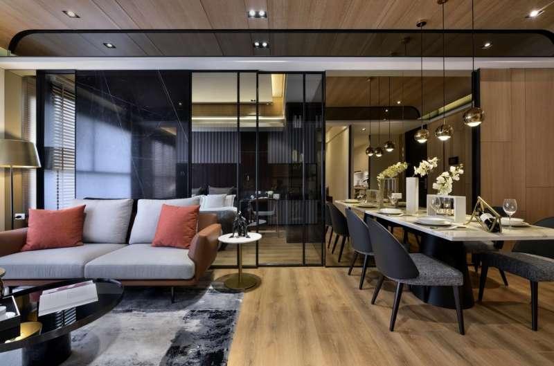 「富宇峰景」主打超高坪效,讓年輕人也能買得起房。(圖/富比士地產王提供)