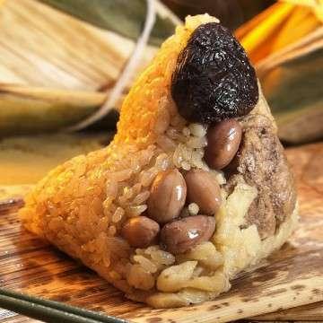 2大肉粽(圖/取自劉家肉粽官網)
