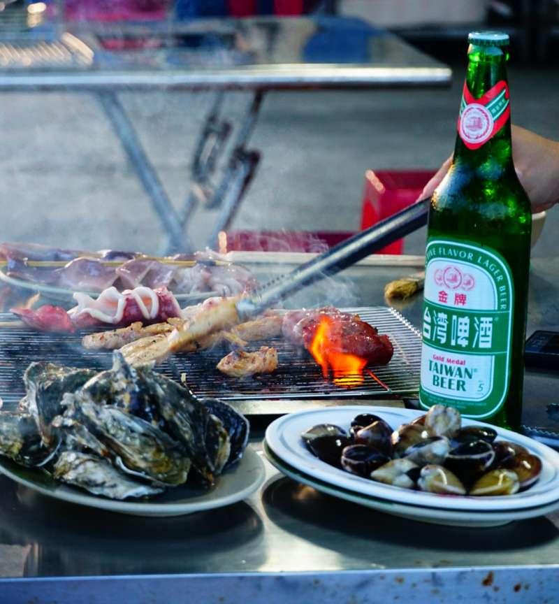鮮甜的牡蠣,再加上超多種類的海鮮,CP值超高!(圖/IG@ shihhaotung)