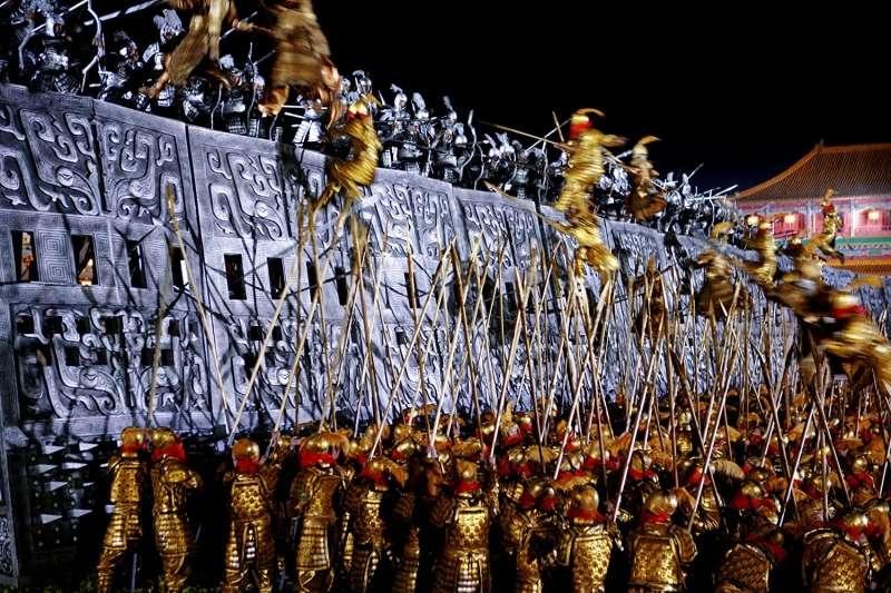 黃巢最後真的攻進長安城。(示意圖/IMDB)