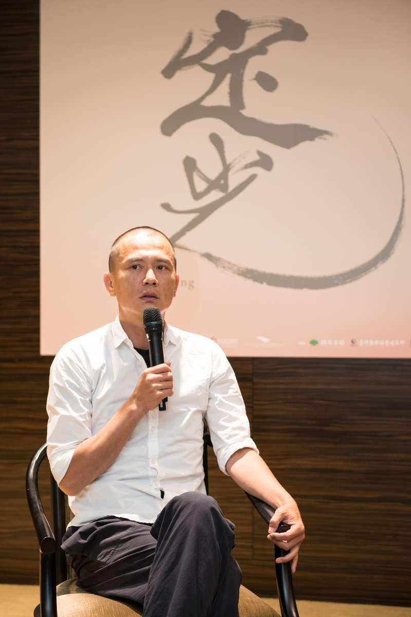 20200701-雲門舞集藝術總監鄭宗龍。(兩廳院提供)