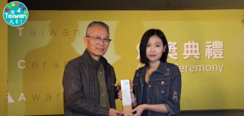 來自馬來西亞的陶藝家李思樺,曾獲得2019年臺灣陶藝獎殊榮。(圖/新住民全球新聞網提供)