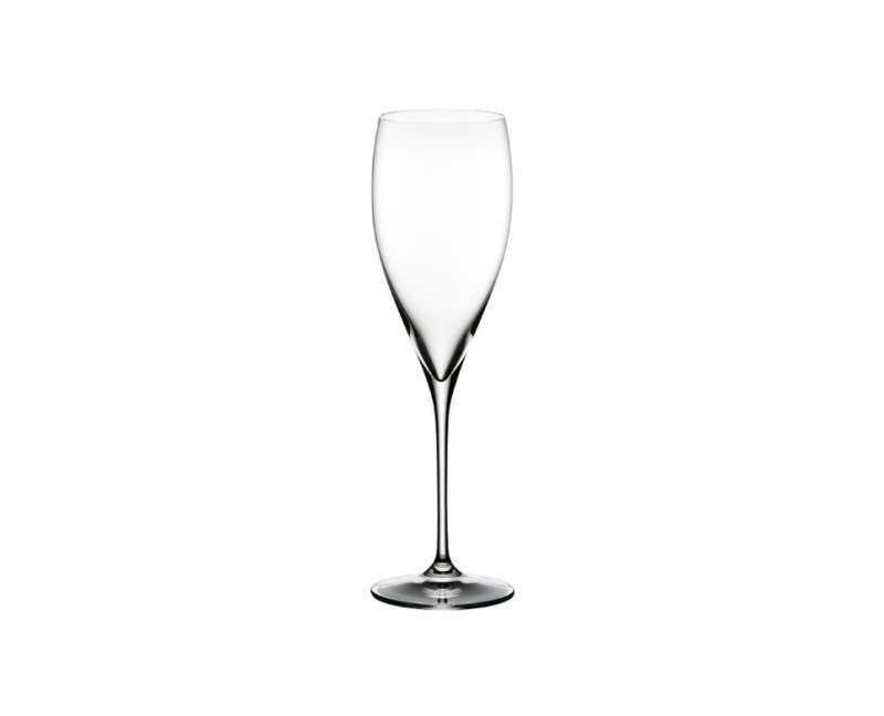 2鬱金香杯則是則是近年品飲香檳主流的杯型。(圖/Ridel官方網站)