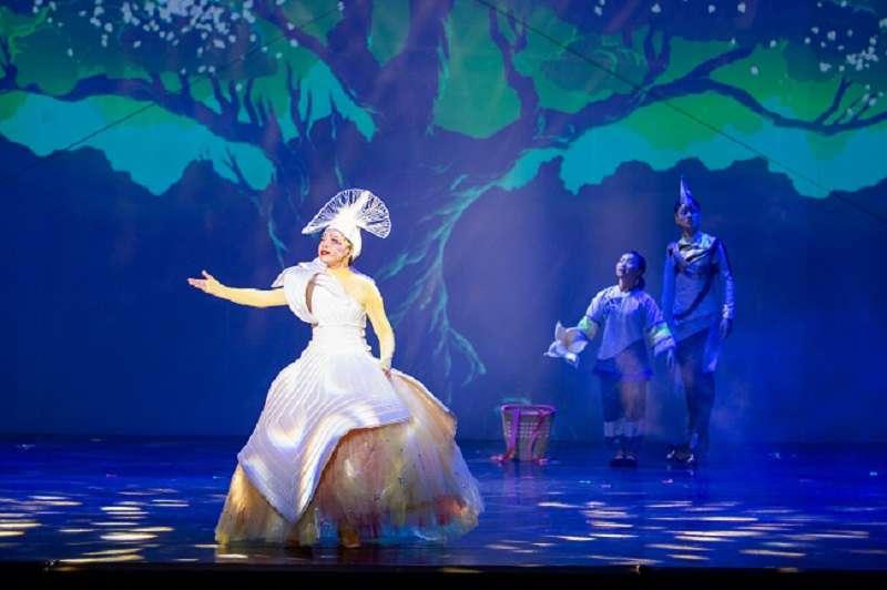客家音樂劇《最美的綻放》於7/18(六)及7/19(日)下午6時30分演出。(圖/客家委員會提供)