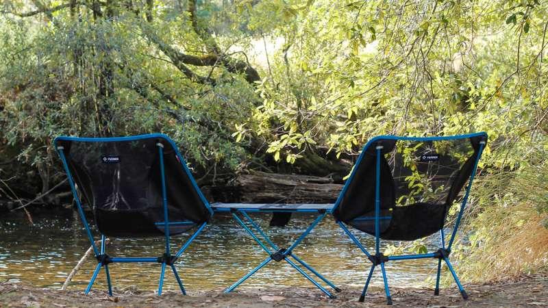 5Helinox所推出的超輕量露營椅系列,廣受全球露營愛好者好評,可拆卸支架與堅韌輕盈的面料,可收納在扁平的袋內,完美結合輕巧包裝和精緻設計。(圖/網路溫度計)