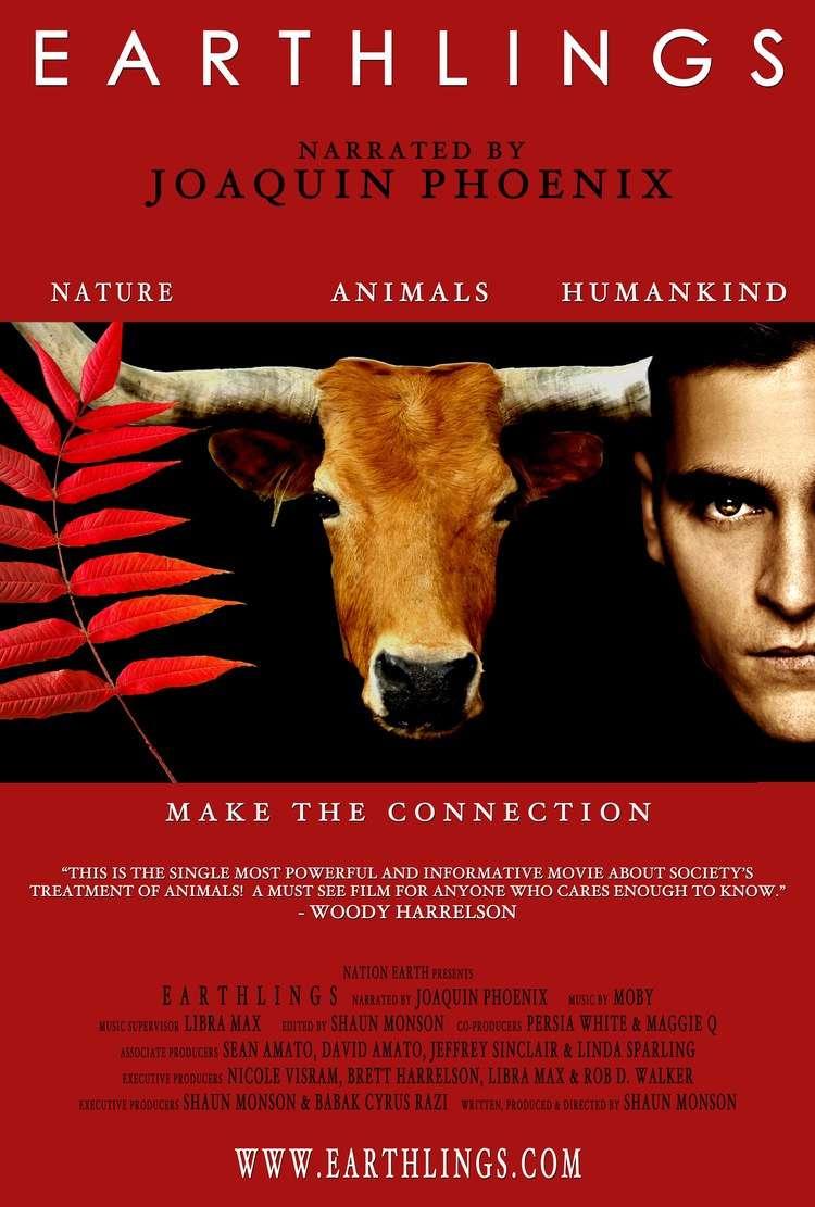 2005年上映的紀錄片《地球上的生靈》海報(取自nationearth.com)