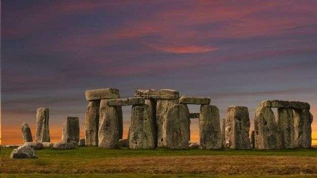英國巨石陣:調查越深謎底越遠。(BBC中文網)