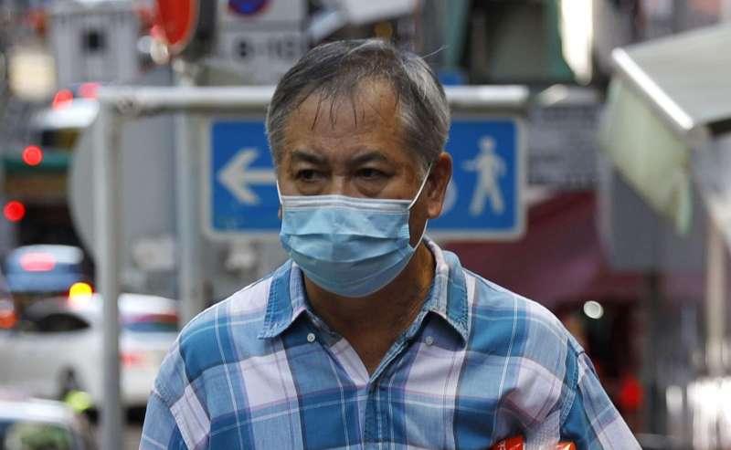 2020年7月,香港爆發新冠肺炎第三波疫情(AP)