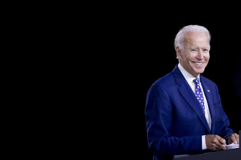 2020美國總統大選:民主黨參選人、前副總統拜登(AP)