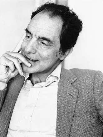 20200810-義大利作家伊塔羅·卡爾維諾(Italo Calvino)。(取自維基百科共享資源)