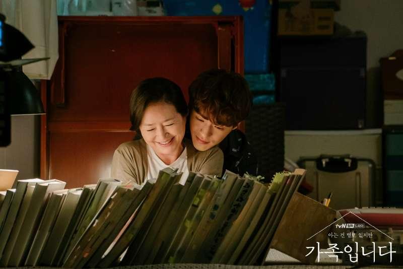 家庭關係(圖/取自tvNDrama@Facebook)