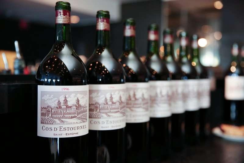 圖二 法國酒的「好」除了名牌感外,品質穩定也是一大要素。 (圖/Cos d'Estournel FB)