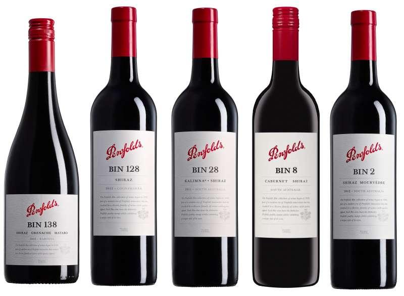 圖五 旋蓋和軟木塞之爭也是葡萄酒界的萬年話題,澳洲知名酒廠Penfold就有許多旋蓋酒款。 (圖/thetaste)