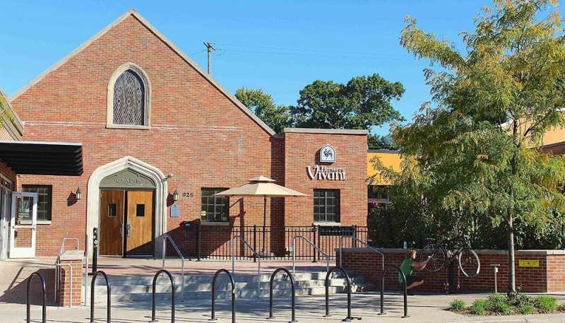 2Brewery Vivant翻新老建築,讓老屋新生。(圖片來源:Brewery Vivant官方網站)