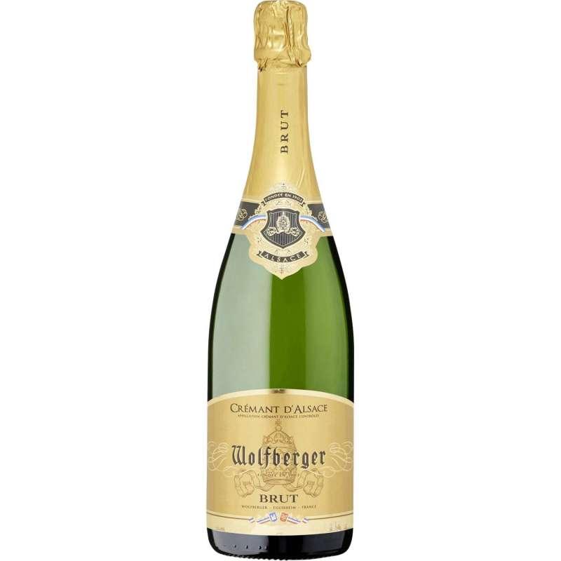 圖二 法國非產自香檳區,卻仍使用傳統香檳法釀造的氣泡酒稱為Crémant。 (圖/My French Grocery)
