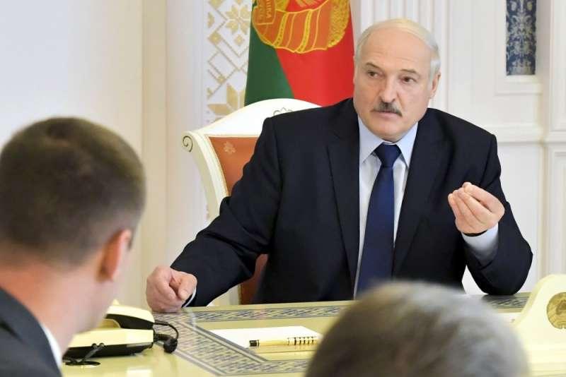 白俄羅斯總統盧卡申科(美聯社)