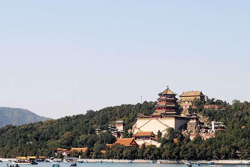 頤和園(圖/維基百科)