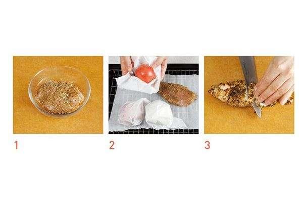 進階版—香草烤雞胸作法。(圖片/高寶書版提供)(圖/華人健康網提供)