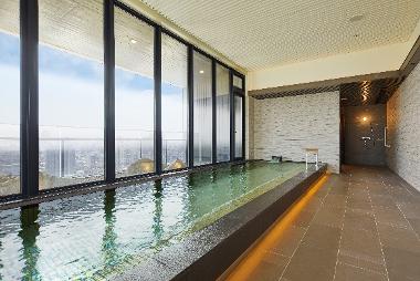 市區飯店難得的大浴場。(圖片提供:三井不動產)