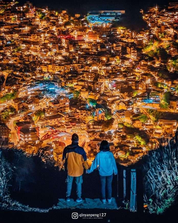 網美打卡山 &網美景點-雞籠山。(圖/攝影者:qinyanpeng127授權提供, Instagram)