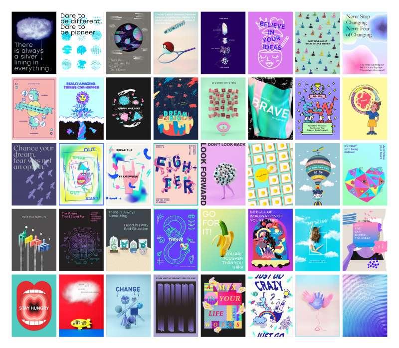20200821-旅美設計師黃瑄云作品集。(黃瑄云提供)