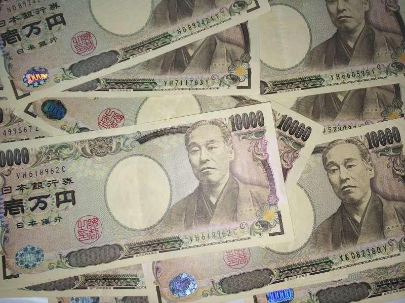 雖近幾年電子支付盛行,半數日本民眾仍偏好現金支付。(by Maccabee@pixabay)