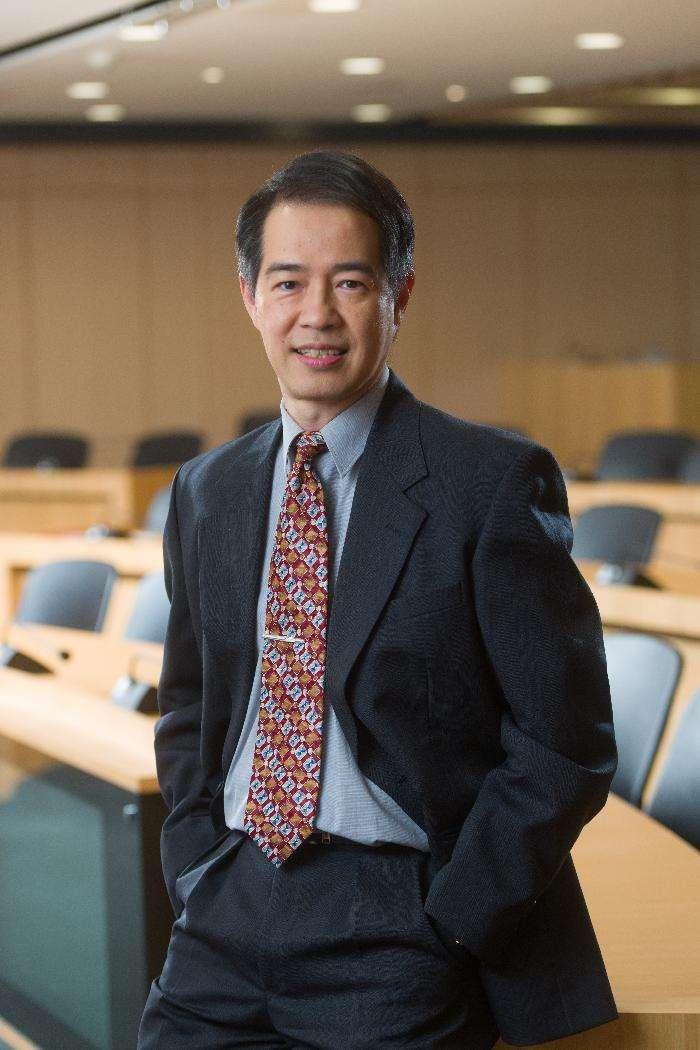 20200824-台大國際企業學系暨研究所教授吳學良。(吳學良提供)