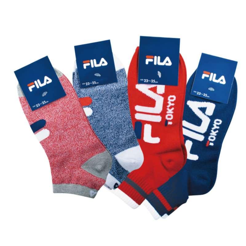 20200824-【免找代購】Fila日本同步發售品牌船襪。(寶雅提供)
