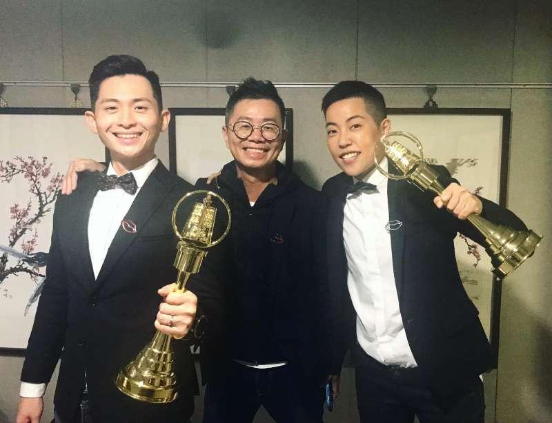 吳沁婕以「台灣特有種」拿下2019年電視金鐘獎最佳兒少節目獎(圖片來源:作者粉絲團)