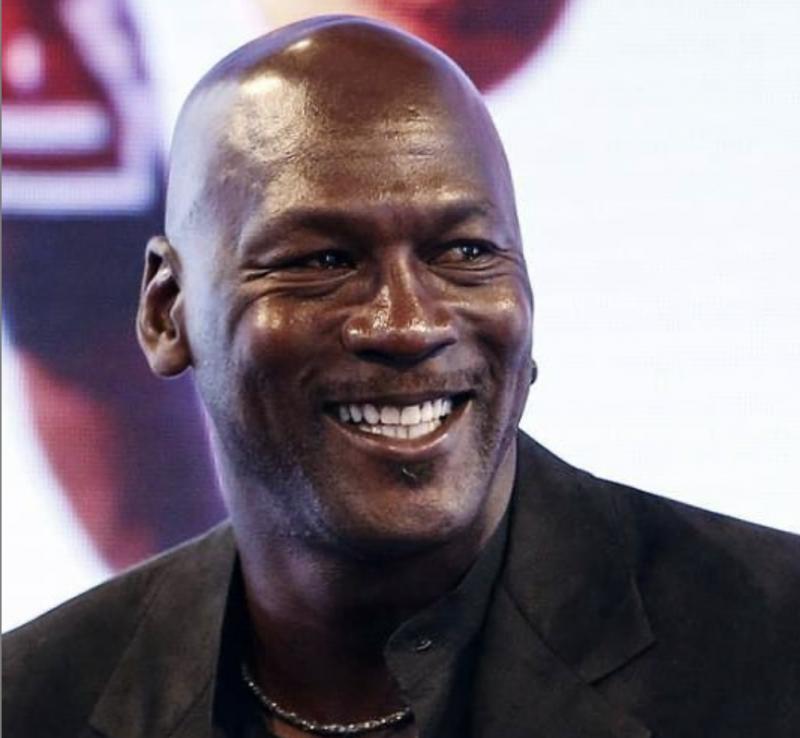 麥克.喬丹(Michael Jordan)在此次NBA罷賽風波中,扮演關鍵協調角色。(圖/取自Michael Jordan Instagram)