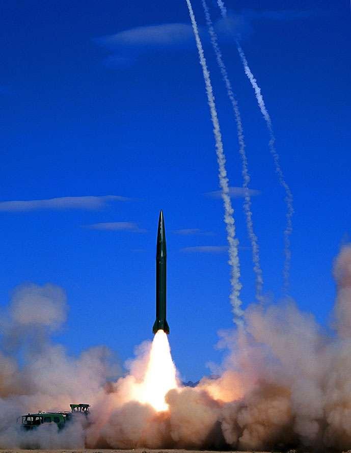 中共試射導彈背後最大意義,是自有北斗衛星系統已具實用性。(翻攝自中國軍網)