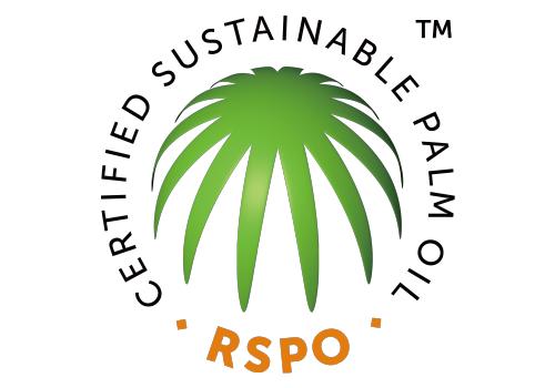 棕櫚油可持續發展圓桌會議 (RSPO)與全球供應鏈上下游企業合作,致力於棕櫚油行業的可持續發展。標有RSPO商標的產品代表是RSPO認證的可持續棕櫚油使用。(圖片來源:RSPO官網)(圖/食力foodNEXT提供)