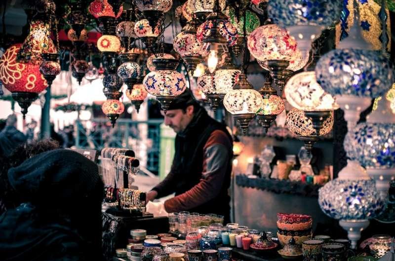 (土耳其長期依賴觀光業,現因疫情影響,旅客大減。圖片來源:unsplash@weipanux)