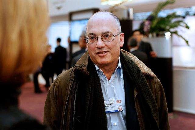 知名對沖基金經理人史蒂夫・科恩(Steve Cohen)。(圖片來源:網路)