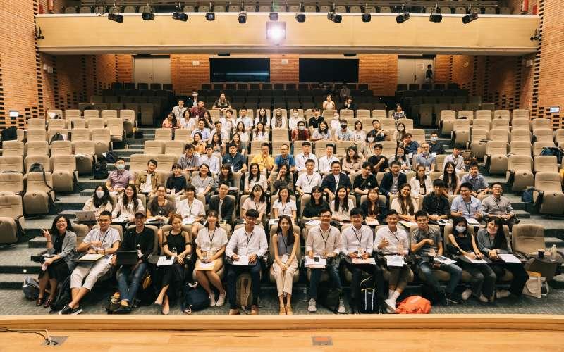 20200905-第1屆「亞洲青年論壇」由長風基金會與國立清華大學立德計畫共同舉辦、來自全球11個國家共78位青年學生共同參與。(長風基金會提供)