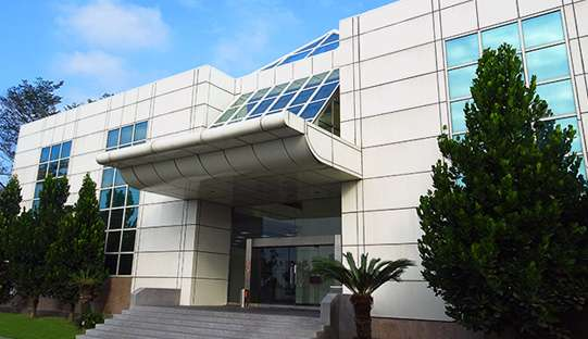 醫療廢棄物處理廠日友環保成立於1994年,隸屬潤泰集團。(取自日友環保科技公司網站)