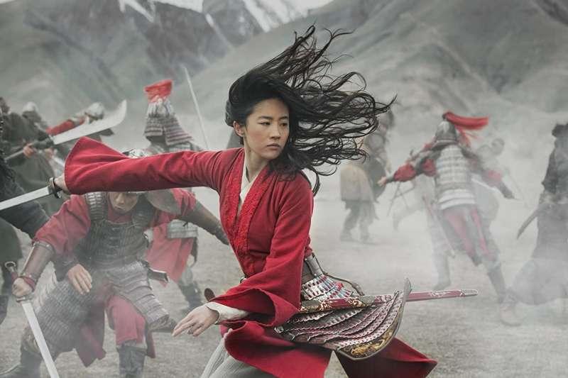 花木蘭(圖/IMDB)
